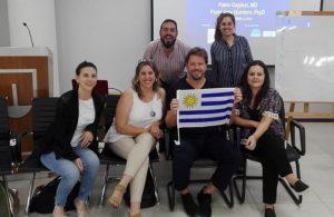 Certificación Internacional: Intensivo DBT, Paraguay.